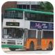 GE6588 @ 702 由 EU5923.GD1673 於 達之路右轉又一城巴士總站門(入又一城巴士總站門)拍攝