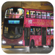 MM2801 @ N271 由 小峰峰 於 沙田市中心巴士總站左轉沙田正街門(新城市廣場出站門)拍攝