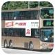 KT6487 @ 46X 由 白賴仁 於 富健街面對雲叠花園梯(田心消防局梯)拍攝