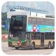 SE6593 @ 960 由 MM 4313 於 西區海底隧道收費廣場九龍方向巴士站出站(西隧門)拍攝