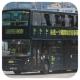 LF4667 @ 968 由 GN7875 於 西區海底隧道收費廣場九龍方向巴士站出站(西隧門)拍攝