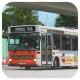 HC1932 @ 848 由 | 隱形富豪 | 於 沙田馬場巴士總站出坑門(馬場出坑門)拍攝