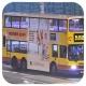 HT641 @ N171 由 . 正確 於 康莊道南行面向紅磡海底隧道巴士站梯(紅隧南行巴士站梯)拍攝