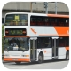 JV7629 @ A43 由 Va 於 暢旺路天橋右轉巴士專線門(暢旺路落巴士專線門)拍攝
