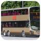 SJ2536 @ 87B 由 白賴仁 於 沙田頭路左轉新田圍巴士總站梯(新田圍梯)拍攝