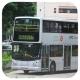 KR1731 @ 219X 由 GR6291 於 麗港城巴士總站左轉出茶果嶺道門(出麗港城總站門)拍攝