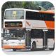 JV7629 @ A41 由 Nelson 於 愉翠苑巴士總站出站門(愉翠苑出站門)拍攝