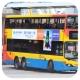 KJ1502 @ 780 由 Va 於 民耀街右轉中環渡輪碼頭巴士總站梯(入中環碼頭巴士總站梯)拍攝