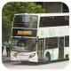 TB5034 @ 893 由 KIT.KIT 於 沙田馬場巴士總站入坑尾門(馬場入坑門)拍攝