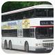 EV4156 @ 76K 由 KR3941 於 置福圍巴士站出站梯(置福圍梯)拍攝