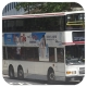 HU7872 @ 91M 由 維克 於 龍蟠街左轉入鑽石山鐵路站巴士總站梯(入鑽地巴士總站梯)拍攝