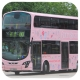PJ5153 @ 80 由 GR6291 於 觀塘碼頭巴士總站出坑門(觀塘碼頭出坑門)拍攝