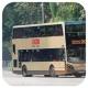 RW5136 @ 282 由 Tina水 於 沙田頭路左轉新田圍巴士總站梯(新田圍梯)拍攝