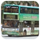 HU1416 @ A12 由 `#5512.nG 4744;] 於 小西灣道右轉藍灣半島巴士總站門(入藍灣半島巴士總站門)拍攝