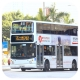 JD6815 @ 702 由 斑馬. 於 海麗邨巴士總站左轉深旺道門(海麗總站出站門)拍攝