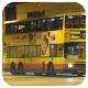 GM2809 @ S1 由 NG2205 於 東涌鐵路站巴士總站面向東涌鐵路站分站梯(東涌鐵路站分站梯)拍攝