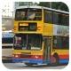 FC6490 @ 61R 由 RA4107 於 銀城街右轉沙田第一城巴士總站門(沙田第一城巴總門)拍攝