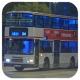 GL3607 @ 34 由 NF9046 於 海安路右轉麗志街背向麗城花園三期5座門(麗城花園門)拍攝