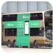 MM2598 @ 59X 由 新手巴迷 於 旺角東鐵路站巴士總站出站梯(旺火出站梯)拍攝