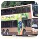 LF3790 @ 619 由 Kasuga Yui 於 利安道左轉入順利巴士總站梯(順利巴士總站梯)拍攝