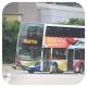 RV4139 @ 91R 由 水彩畫家 於 將軍澳廣場迴旋處至善街出口門(怡明邨門)拍攝