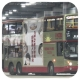HN9680 @ 286X 由 . 正確 於 大圍鐵路站巴士總站入坑梯(大火入坑梯)拍攝