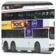 HC2219 @ 41M 由 電 子 油 針 於 荃灣鐵路站巴士總站右轉西樓角路梯(荃灣鐵路站出站梯)拍攝