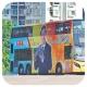 SH8457 @ 261 由 방탄소년단 於 入兆康站(南)巴士總站梯(兆康站(南)巴士總站梯)拍攝