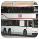 GF3087 @ 680X 由 NG2205 於 干諾道西右轉中環港澳碼頭巴士總站梯(入港澳碼頭巴士總站梯)拍攝
