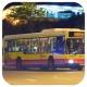 HU1304 @ S52 由 HU4540  於 達東路右轉東涌站巴士總站通道梯(東涌站巴士總站通道梯)拍攝