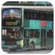 KJ6128 @ 42A 由 海星 於 佐敦渡華路巴士總站入坑門(佐渡入坑門)拍攝