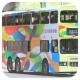 GA1614 @ 30X 由 小雲 於 西樓角路東行面向荃灣鐵路站分站梯(荃灣鐵路站分站梯)拍攝