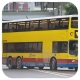 HD7581 @ 628 由 Tina水 於 將軍澳站巴士總站右轉唐德街梯(出將軍澳站巴士總站梯)拍攝