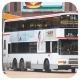 GV8566 @ 44 由 肥Tim 於 旺角東鐵路站巴士總站出站梯(旺火出站梯)拍攝