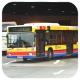 HU4558 @ S56 由 RA4107 於 出東涌鐵路站巴士總站門(東涌鐵路站門)拍攝