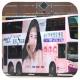 PV7695 @ 59X 由 bunny 於 旺角東鐵路站巴士總站出站梯(旺火出站梯)拍攝