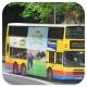 HR1121 @ 25A 由 9042volvo 於 怡景道面向勵德邨巴士總站梯(勵德邨巴士總站梯)拍攝