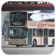 LV8077 @ 111 由 GR6291 於 港澳碼頭巴士總站出站左轉干諾道中門(港澳碼頭出站門)拍攝