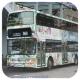 JE834 @ 869 由 KE8466 於 沙田馬場巴士總站入坑尾門(馬場入坑門)拍攝