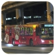 RG2858 @ 34M 由 MM 4313 於 西樓角路東行面向荃灣鐵路站分站梯(荃灣鐵路站分站梯)拍攝