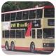 GK3088 @ 73 由 KR3941 於 華明路南行康明樓巴士站梯(康明樓巴士站梯)拍攝