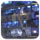HC2110 @ 15 由 7OM 於 德田街巴士站入站梯(德田街巴士站梯)拍攝