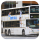 HW3545 @ 2 由 小峰峰 於 南安里面向筲箕灣巴士總站梯(南安里梯)拍攝