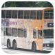 FB8617 @ 86S 由 PW3880 於 沙田鐵路站落橋沙田鄉事會路梯(沙火落橋梯)拍攝