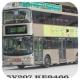 KT3034 @ 889 由 KE8466 於 沙田馬場巴士總站入坑尾門(馬場入坑門)拍攝